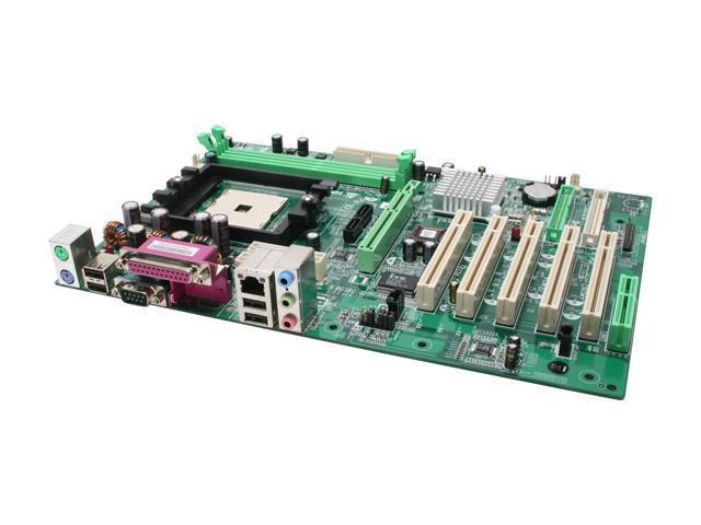 BIOSTAR NF325-A7 754 NVIDIA nForce3 250 ATX AMD ...