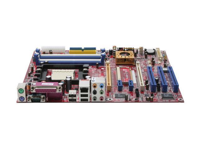 BIOSTAR N4SLI-A9 939 NVIDIA nForce4 SLI ATX AMD Motherboard