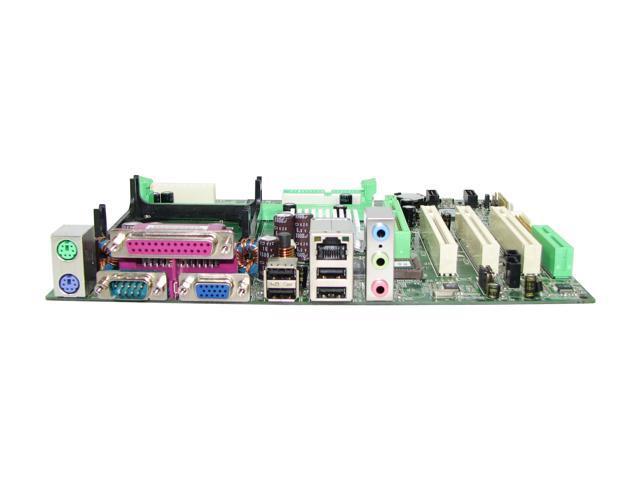 BIOSTAR P4M80-M4 478 VIA P4M800 Micro ATX Intel Motherboard