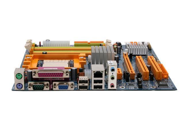 BIOSTAR TForce6100-939 939 NVIDIA GeForce 6100 Micro ATX AMD Motherboard