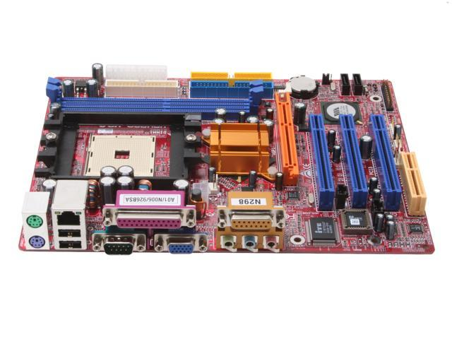 BIOSTAR K8M800-M7A Micro ATX AMD Motherboard