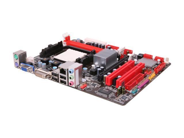 BIOSTAR A780L3L AM3 AMD 760G Micro ATX AMD Motherboard