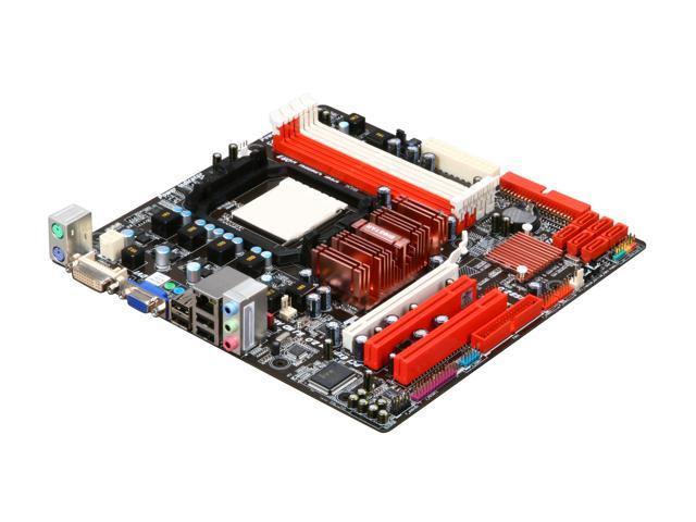 BIOSTAR TA785G3+ AM3 AMD 785G Micro ATX AMD Motherboard