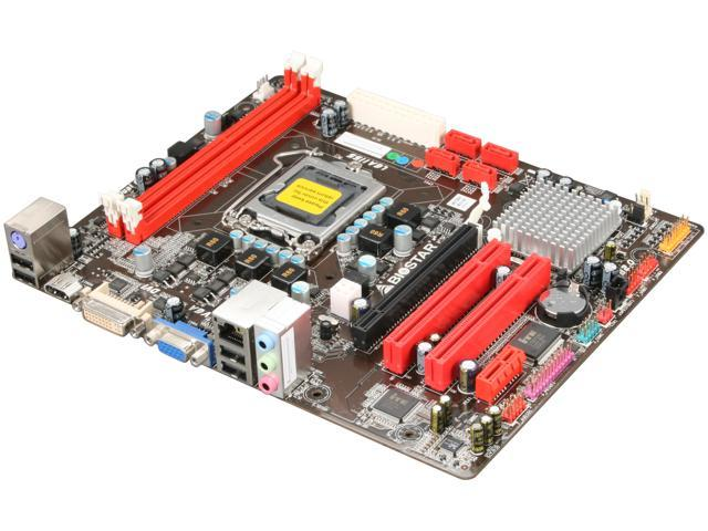 BIOSTAR H61MH LGA 1155 Intel H61 HDMI Micro ATX Intel Motherboard