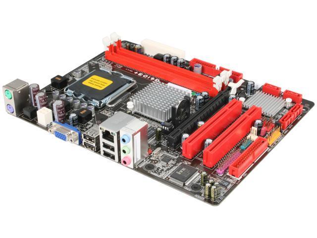 BIOSTAR G41D3+ LGA 775 Intel G41 Micro ATX Intel Motherboard
