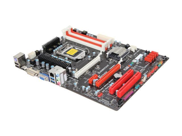 BIOSTAR TZ68A+RCH LGA 1155 Intel Z68 HDMI SATA 6Gb/s USB 3.0 ATX Intel Motherboard