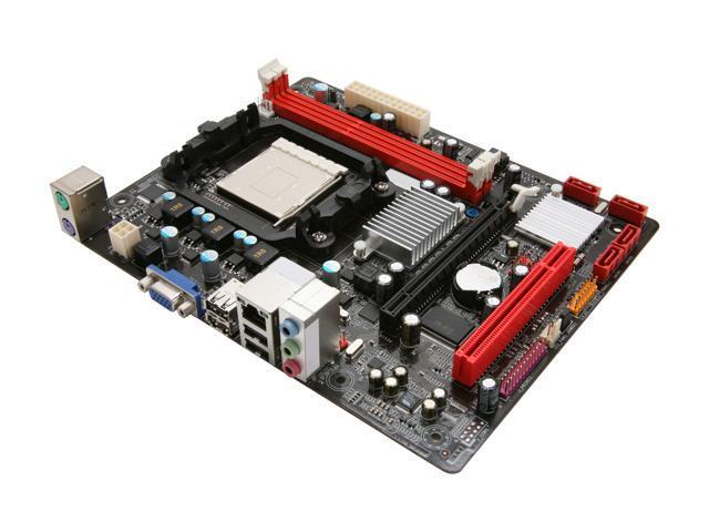 BIOSTAR A780L3B Micro ATX AMD Motherboard