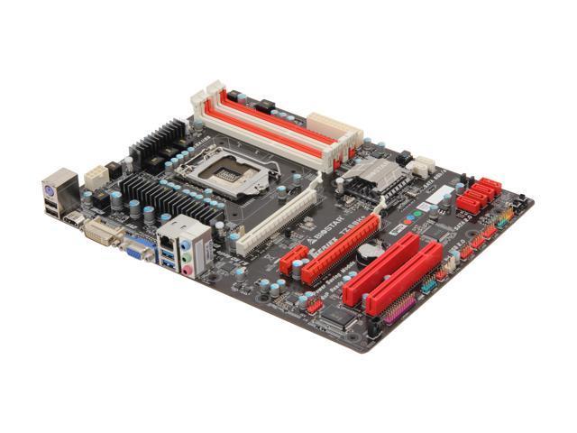 BIOSTAR TZ68K+ ATX Intel Motherboard