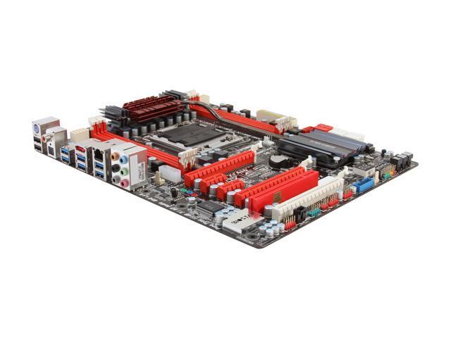 BIOSTAR TPOWER X79 LGA 2011 Intel X79 SATA 6Gb/s USB 3.0 ATX Intel Motherboard with UEFI BIOS