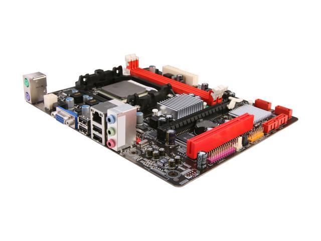 BIOSTAR COMBOA7L3B AMD Sempron 130 AM3 AMD 760G Micro ATX Motherboard/CPU Combo