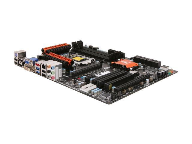 BIOSTAR TZ77XE4 ATX Intel Motherboard with UEFI BIOS