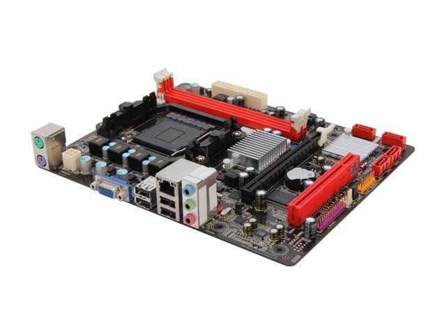BIOSTAR A960G+ Micro ATX AMD Motherboard