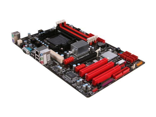 BIOSTAR A960A3+ AM3+ AMD RX881 + SB710 ATX AMD Motherboard