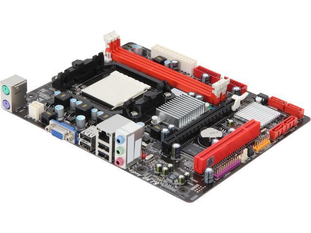BIOSTAR A780L3C Micro ATX AMD Motherboard