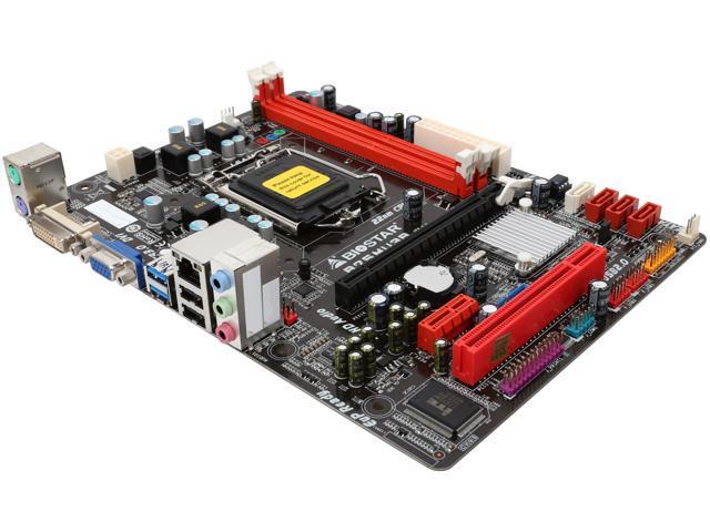 BIOSTAR B75MU3B Micro ATX Intel Motherboard