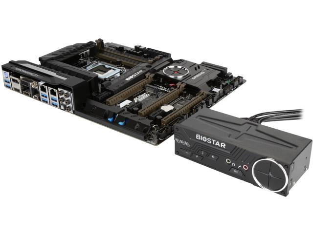 BIOSTAR GAMING Z170X LGA 1151 Intel Z170 HDMI USB 3.1 USB 3.0 ATX Motherboards - Intel