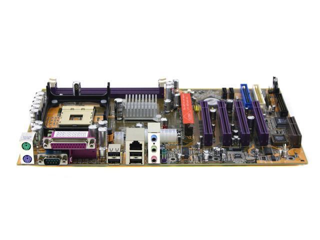 SOYO SY-P4VTE 478 VIA PT880 ATX Intel Motherboard