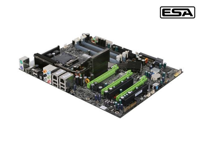 XFX MB-N780-ISH9 LGA 775 NVIDIA nForce 780i SLI Intel Motherboard 3-Way SLI Support