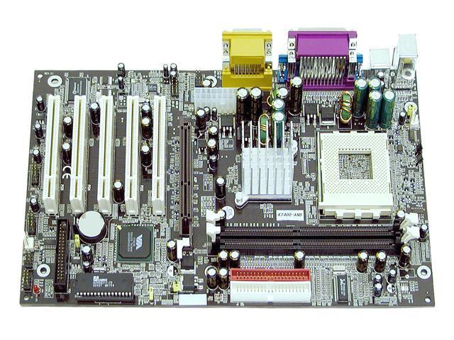 XFX KT400ANB 462(A) VIA KT400 ATX AMD Motherboard
