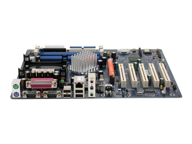 Shuttle AB60N 478 Intel 865PE ATX Intel Motherboard