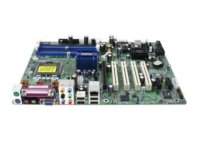 TYAN Tomcat i915 (S5120AGNF) ATX Server Motherboard LGA 775 Intel 915G