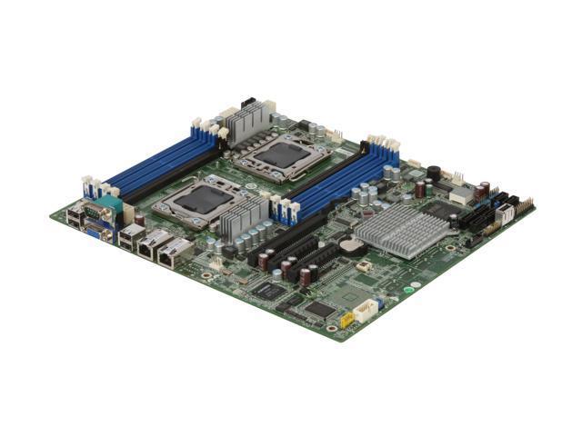 TYAN S7002G2NR-LE Dual LGA 1366 Intel 5500 Tylersburg Chipset SSI CEB Dual Intel Xeon 5500/5600 Series Server Motherboard