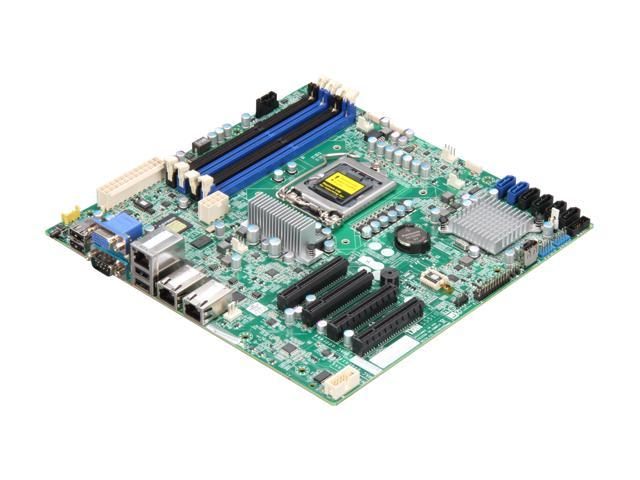 TYAN S5510GM3NR Micro ATX Server Motherboard LGA 1155 Intel C204 DDR3 1600