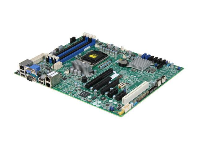 TYAN S5512GM2NR ATX Server Motherboard LGA 1155 Intel C204 DDR3 1600