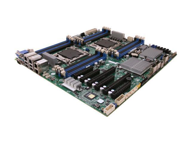 TYAN S7053WGM4NR SSI EEB Server Motherboard Dual LGA 2011 DDR3 1600