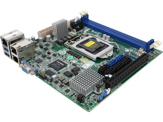 TYAN S5533GM2NR-LE Mini ITX Server Motherboard LGA 1150 Intel C222 DDR3 1600/1333/1066