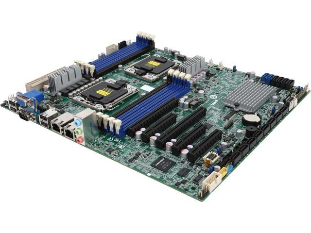 TYAN S7042WAGM2NR SSI CEB Server Motherboard Dual LGA 1356 Intel C602 RDIMM 1600/1333/1066  UDIMM/LRDIMM ECC 1333/1066