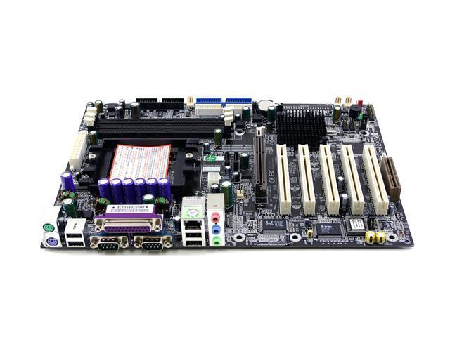 CHAINTECH VNF3-250 754 NVIDIA nForce3 250 ATX AMD ...