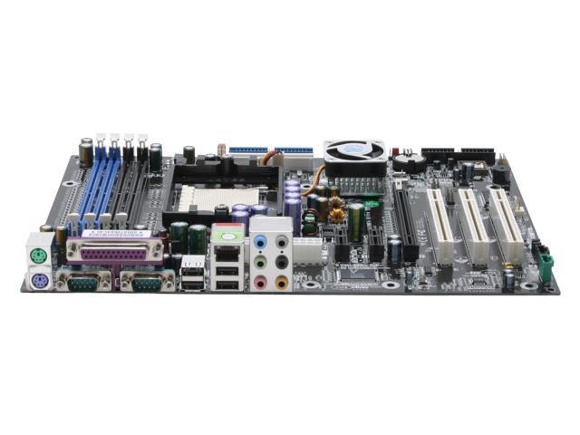 CHAINTECH VNF4 Ultra ATX AMD Motherboard