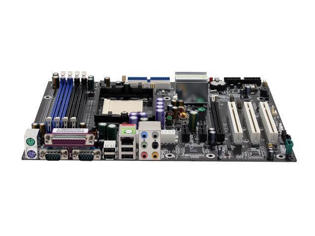 CHAINTECH VNF4 939 NVIDIA nForce4 ATX AMD Motherboard