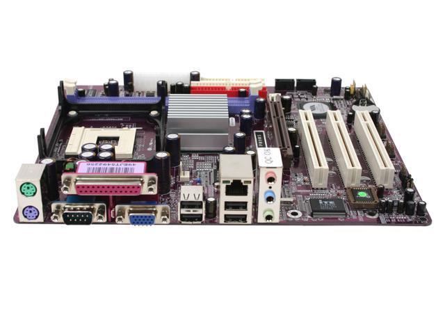 JetWay PM9MS 478 VIA PM800 Micro ATX Intel Motherboard