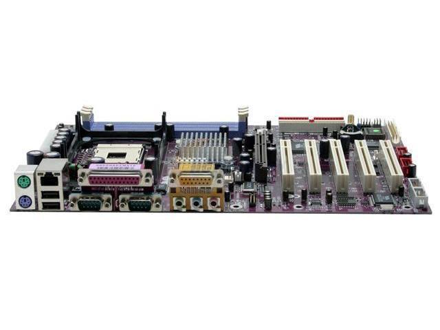 JetWay P4X400DBZ 478 VIA P4X400 ATX Intel Motherboard
