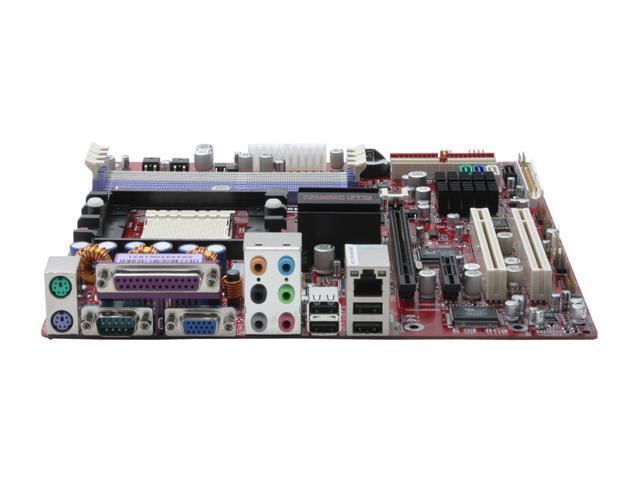 JetWay A210GDMS-Pro 939 ATI Radeon Xpress 200 CrossFire Micro ATX AMD Motherboard