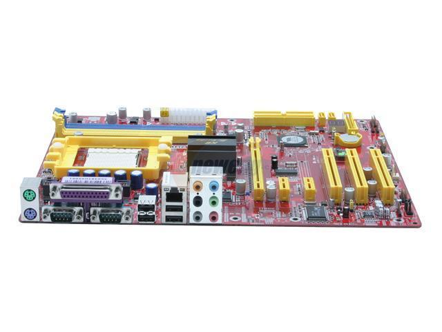 JetWay 939TURBO-G ATX AMD Motherboard