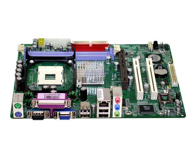 JetWay PM9MSR2 478 VIA P4M800CE Micro ATX Intel Motherboard
