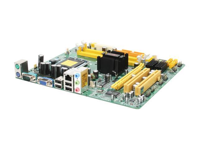 JetWay J945GCDMS-6H-A2 Micro ATX Intel Motherboard