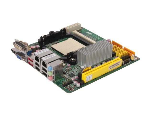 JetWay JNC81-LF AM2+/AM2 AMD 780G HDMI Mini ITX AMD Motherboard
