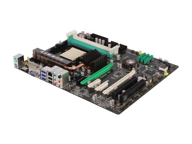 JetWay JHA07-ULTRA-LF AM2+/AM2 AMD 790GX HDMI ATX AMD Motherboard