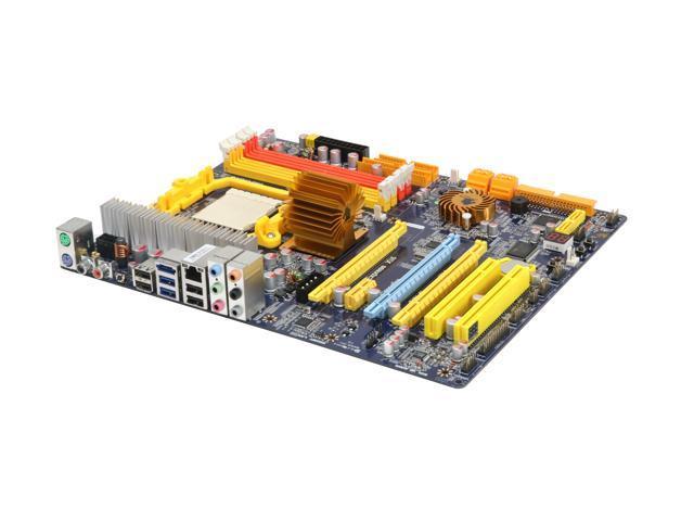 JetWay JHA04-LF AM2+/AM2 AMD 790FX ATX AMD Motherboard