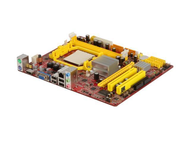 JetWay JPA78VM5-H-LF AM2+/AM2 AMD 780V HDMI Micro ATX AMD Motherboard