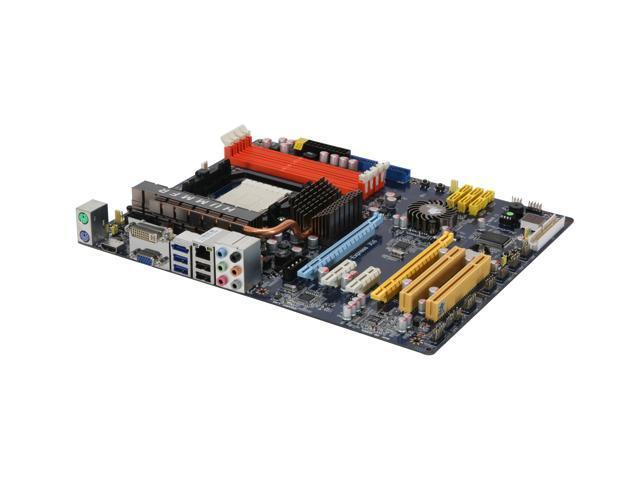 JetWay JHA08-LF ATX AMD Motherboard