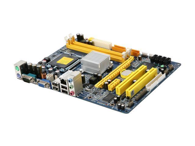 JetWay JI31GM4-L-LF LGA 775 Intel G31 Micro ATX Intel Motherboard