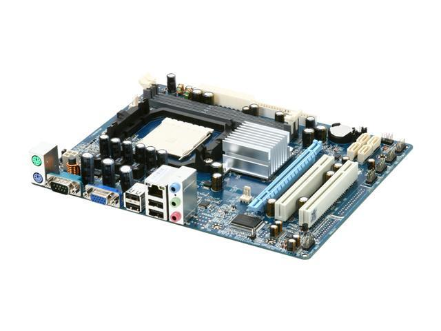 JetWay JM26GT4-D3-LF AM3 NVIDIA NF6100-430 (MCP61P) Single Chipset Micro ATX AMD Motherboard