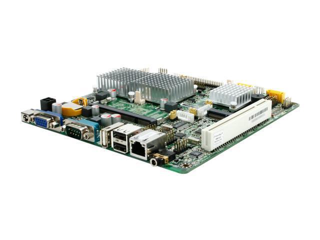 JetWay JNF95A-270-LF Intel Atom N270 PBGA437 Intel 945GSE Mini ITX Motherboard/CPU Combo