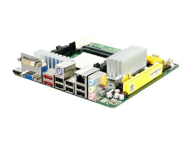 JetWay JNC84-LF Mini ITX AMD Motherboard