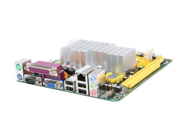 JetWay JNC94FL-510-LF Intel Atom D510 Mini DTX Motherboard/CPU Combo